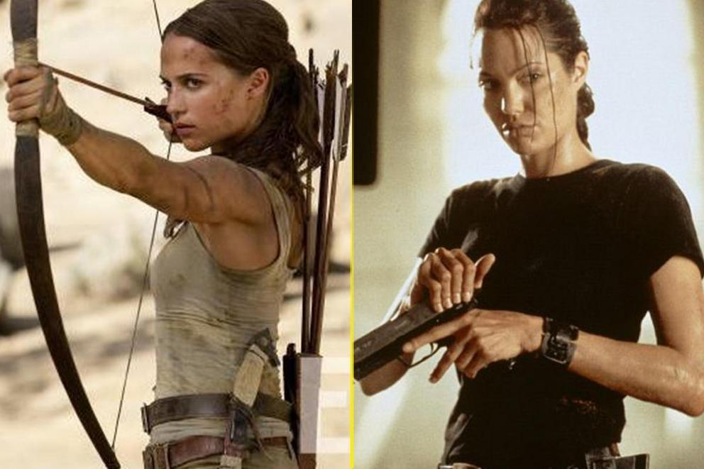 Is the new 'Tomb Raider' better than the original film series?