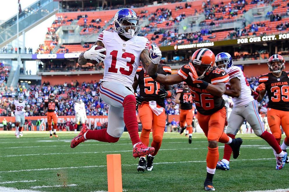 Who won the Odell Beckham Jr. trade?