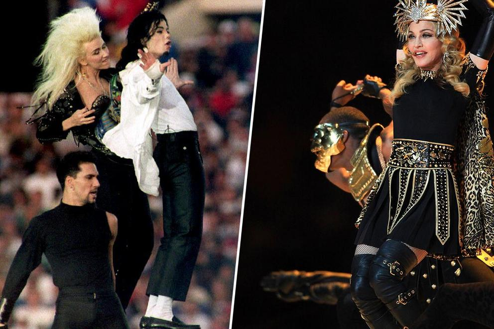 Most iconic Super Bowl halftime show: Michael Jackson or Madonna?