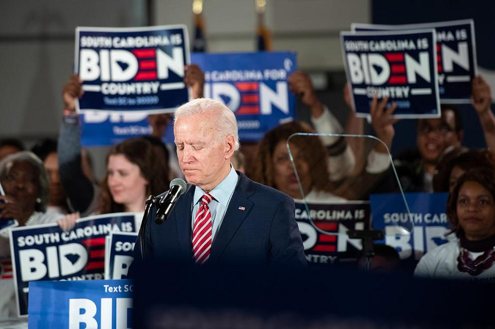 Is Joe Biden's campaign over?
