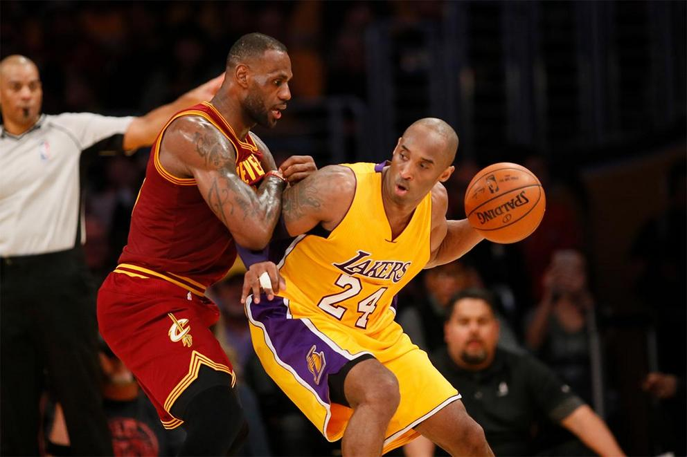 Who has the most annoying stans: Kobe Bryant or LeBron James?