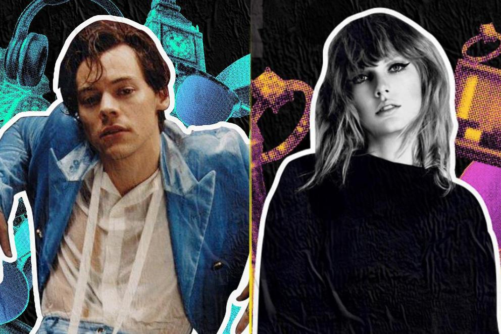 MTV EMAs Best Look: Harry Styles or Taylor Swift?