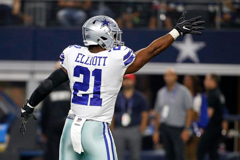 Is it unethical for the Cowboys to let Ezekiel Elliott play Week 1?