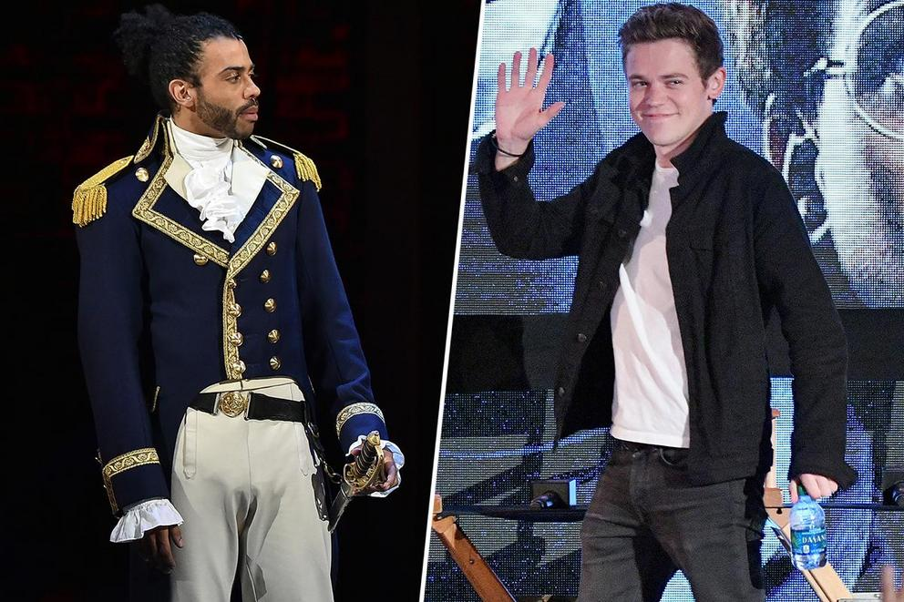 Which Broadway show would you rather see: 'Hamilton' or 'Harry Potter'?