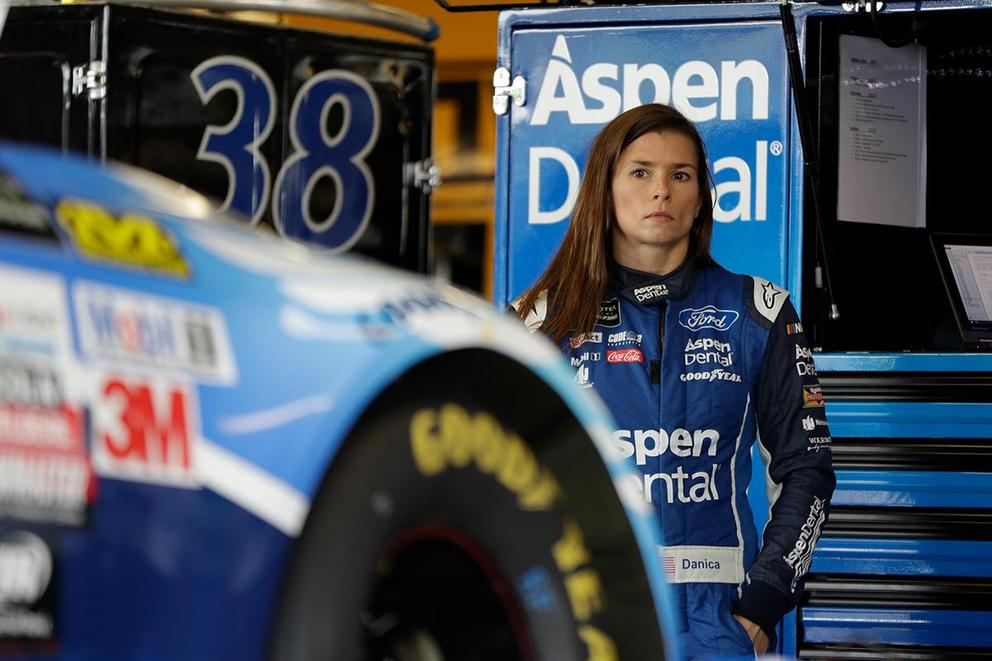 Is Danica Patrick's NASCAR career finished?