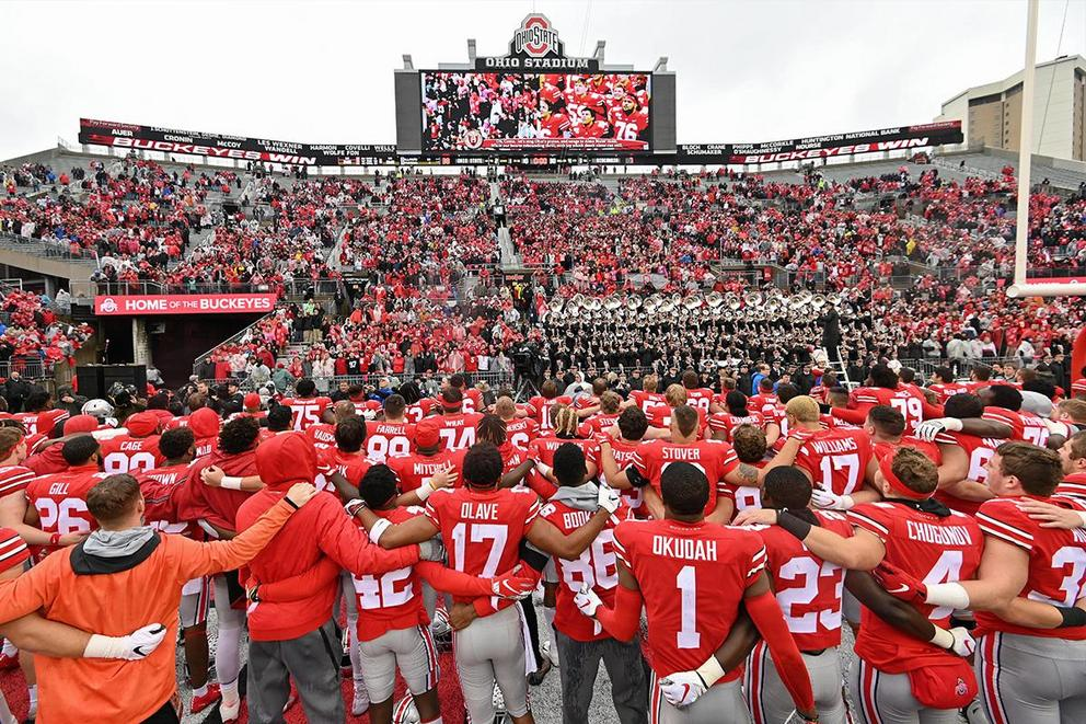 Does Ohio State deserve to be a No. 1 seed in the College Football Playoff?