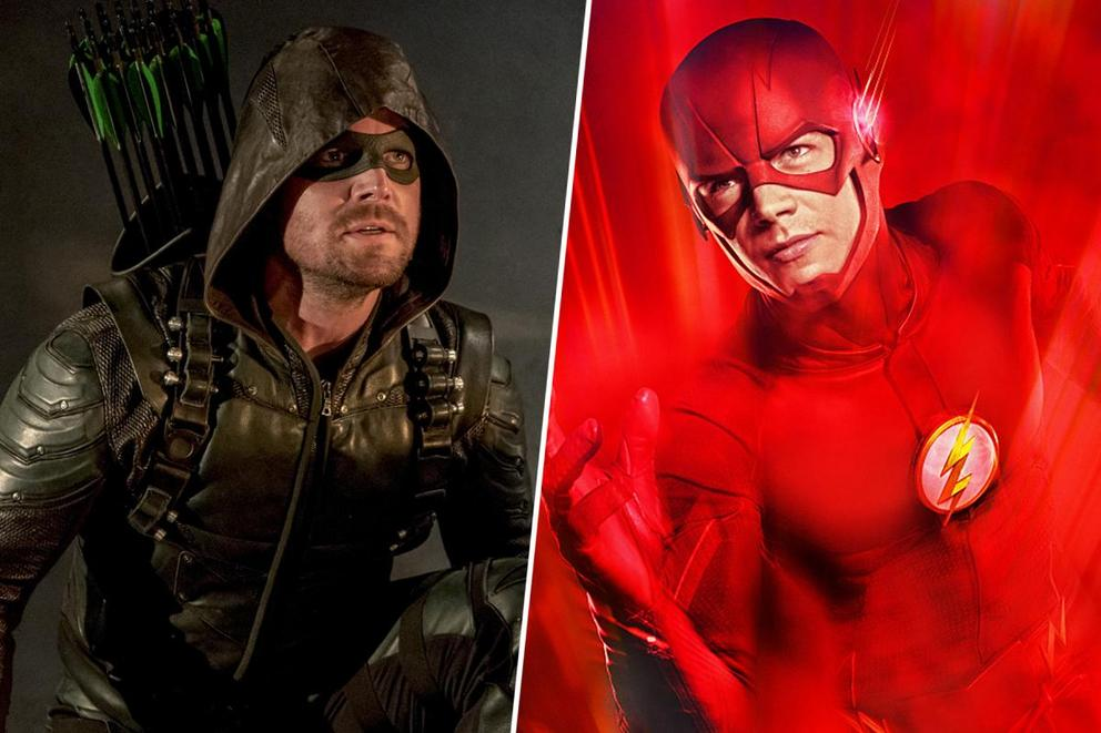 Which CW superhero show do you love the most: 'Arrow' or 'The Flash'?