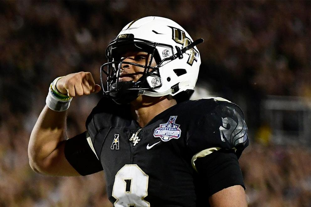 Did UCF deserve a spot in the College Football Playoff?