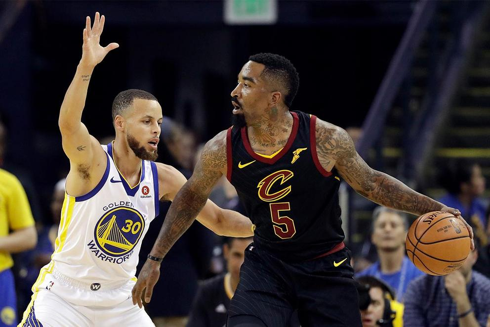 Should J.R. Smith just quit basketball?