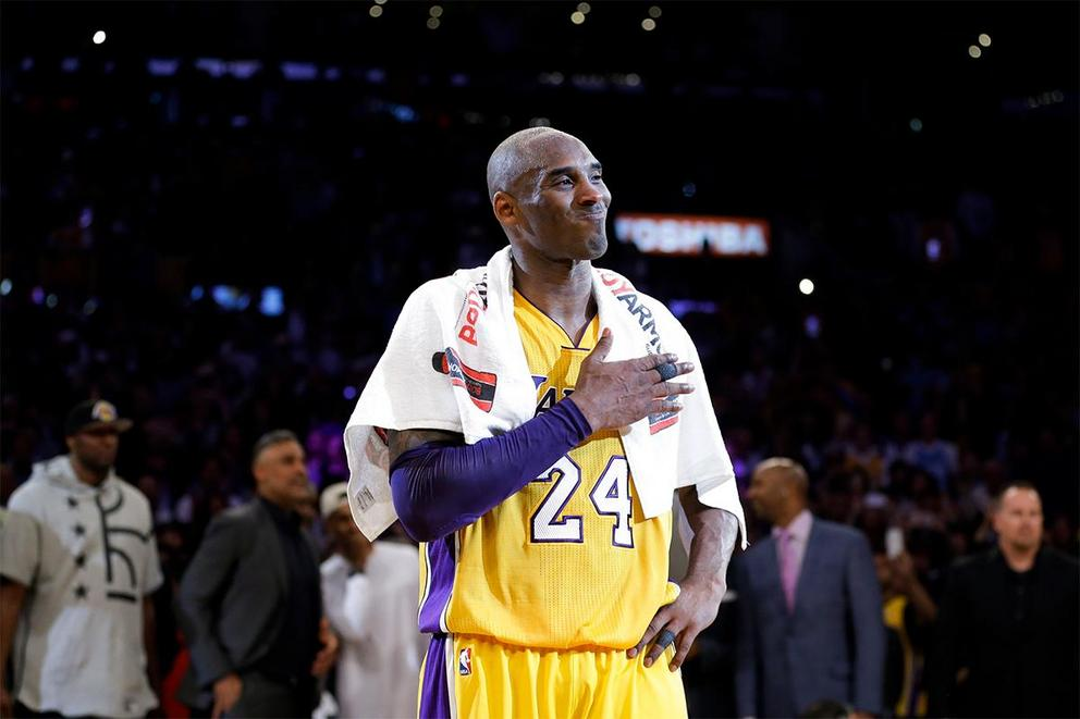 Is Kobe Bryant overrated?