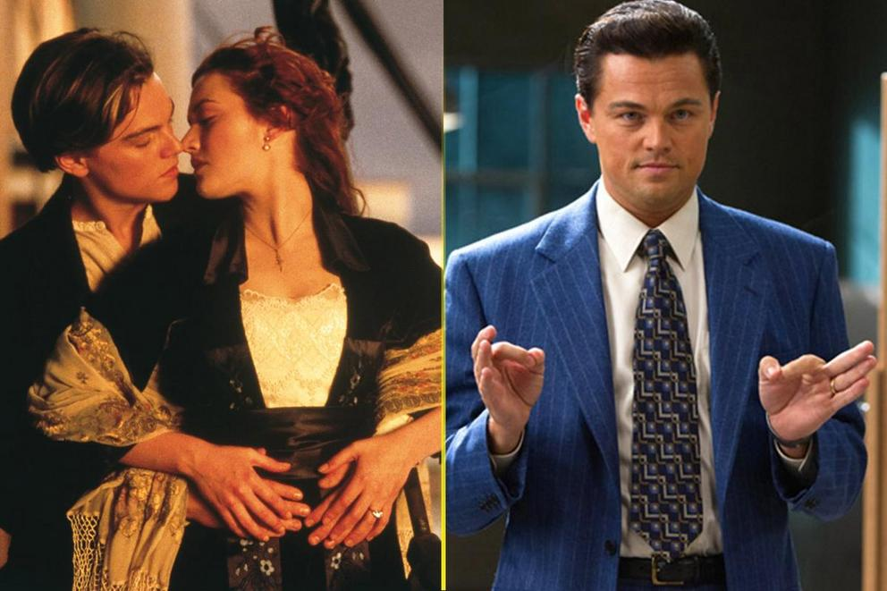 Leonardo DiCaprio's ultimate movie: 'Titanic' or 'The Wolf of Wall Street'?