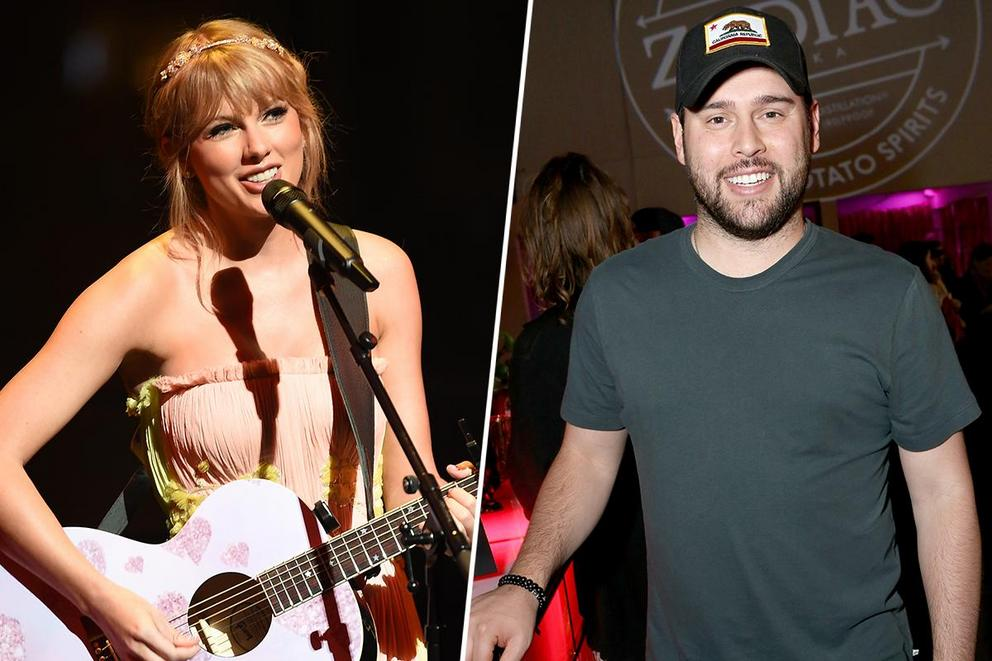 Whose side are you on: Taylor Swift or Scott Braun?