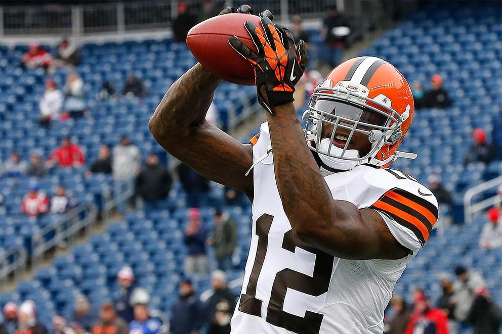 Will the Patriots save Josh Gordon?