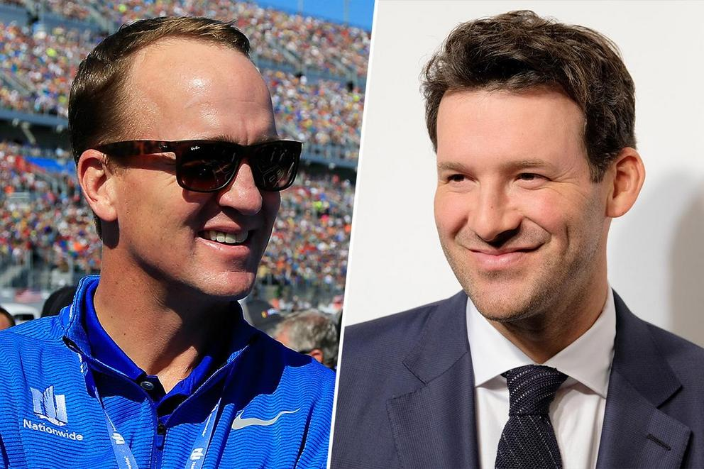 Who would you rather have in the broadcast booth: Peyton Manning or Tony Romo?