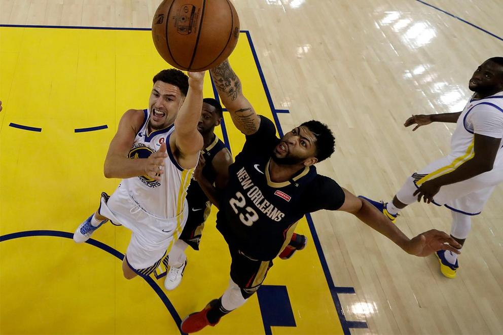 Who will survive the second round of the NBA playoffs: Warriors or Pelicans?