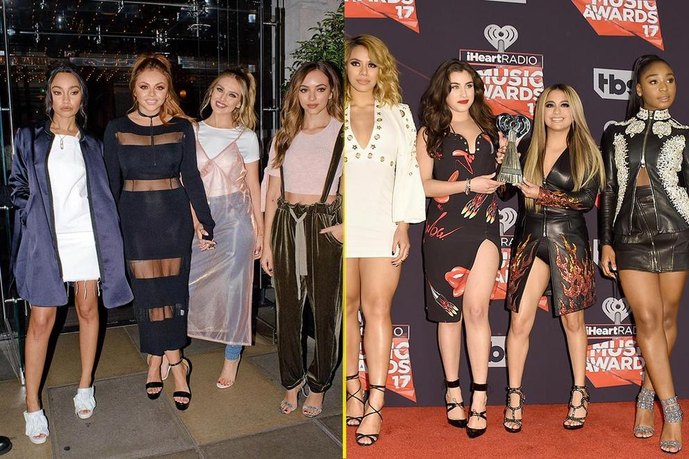 iHeartRadio Best Fan Army: Mixers or Harmonizers?