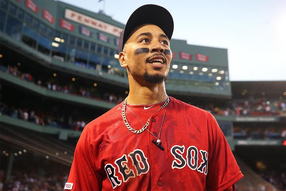Did the Red Sox make a mistake trading Mookie Betts?
