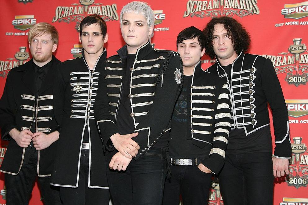 Are you stoked or indifferent toward a My Chemical Romance reunion?