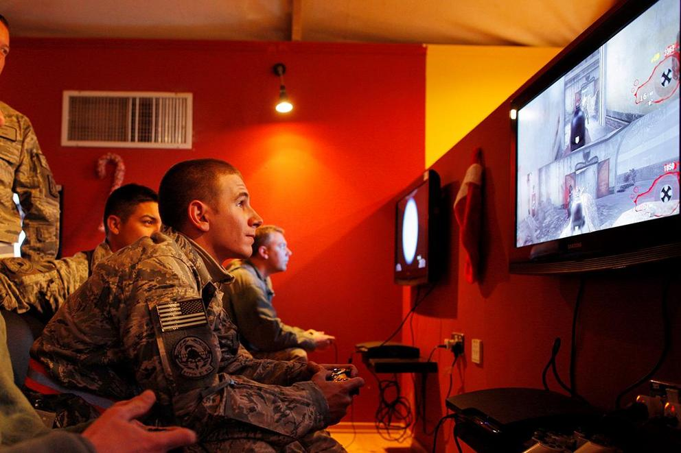 Should the 'Call of Duty' franchise be banned for kids?