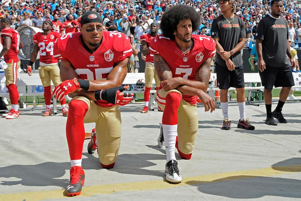 Is the NFL 'blackballing' Colin Kaepernick and Eric Reid?