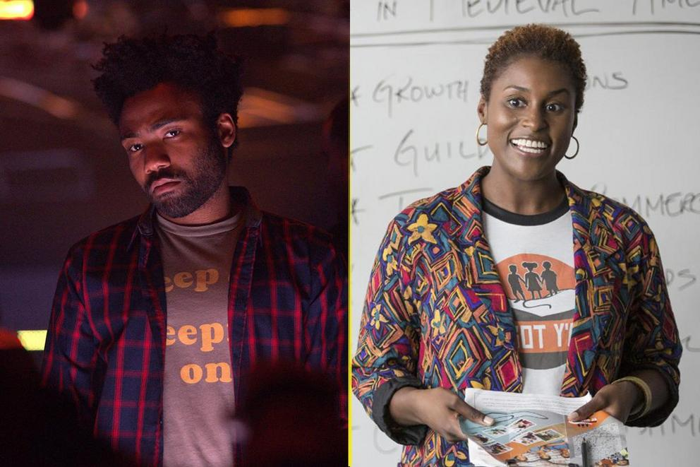 Which comedy is your favorite: 'Atlanta' or 'Insecure'?