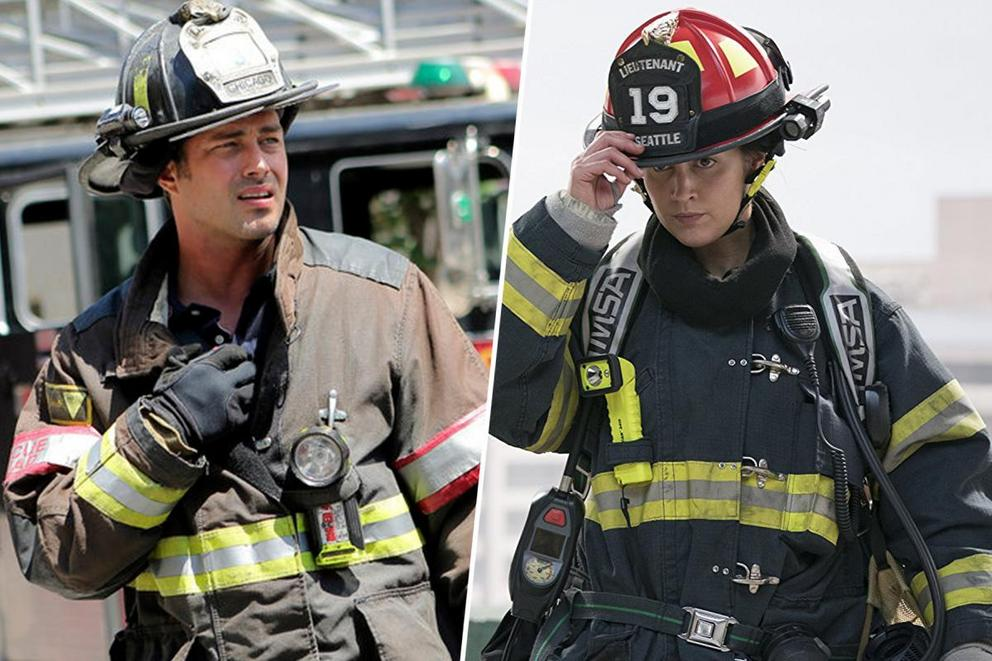 Favorite firefighter drama: 'Chicago Fire' or 'Station 19'?