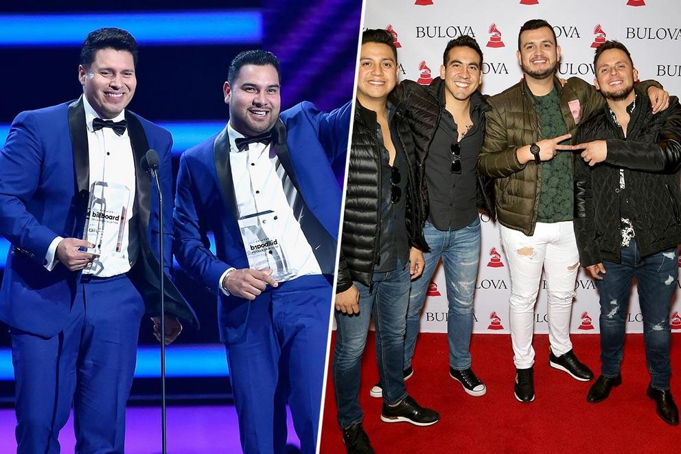 2019 Hot Latin Songs Artist of the Year, Duo or Group: Banda MS or Calibre 50?