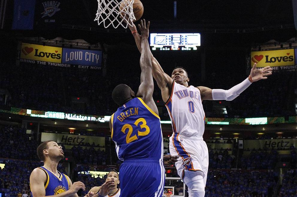 NBA troll of the year: Draymond Green or Russell Westbrook?