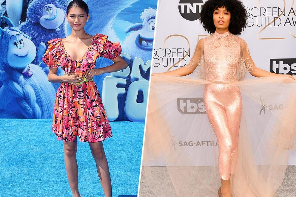 Favorite young fashion icon: Zendaya or Yara Shahidi?