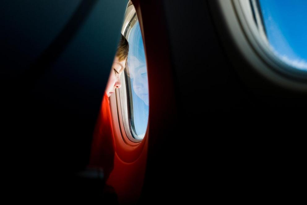Should you have to pay full price for a toddler on a plane?