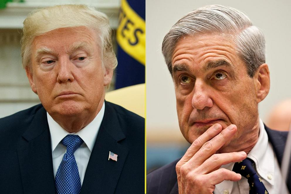 Should President Trump sit down for an interview with Robert Mueller?