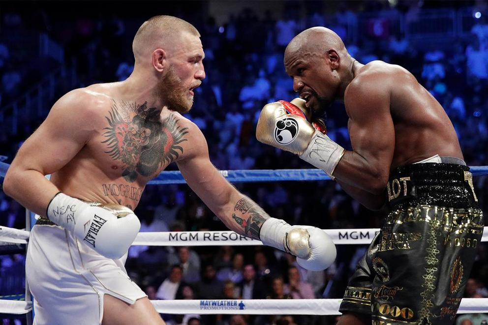 Could Floyd Mayweather survive an MMA fight?