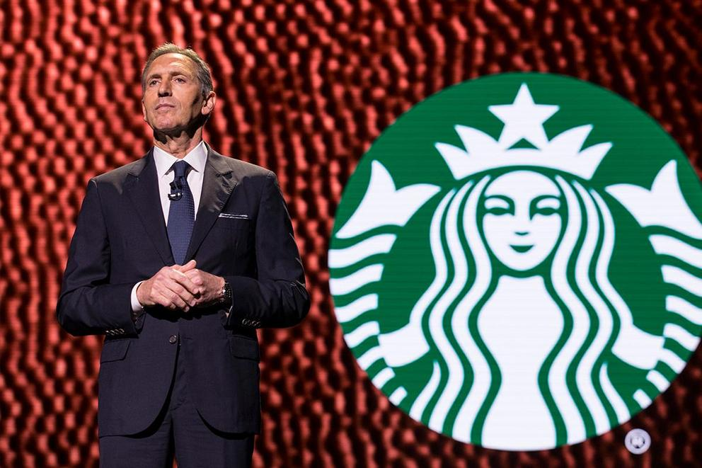 Should former Starbucks CEO Howard Schultz actually run for president?