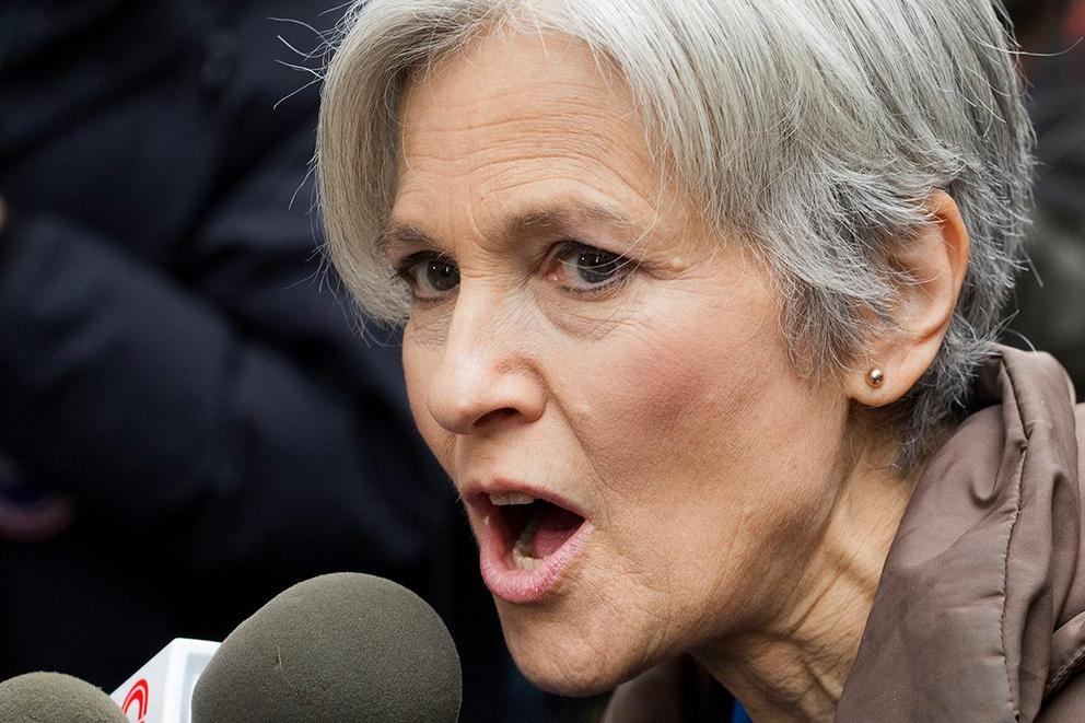 Do you still feel good about that Jill Stein protest vote?