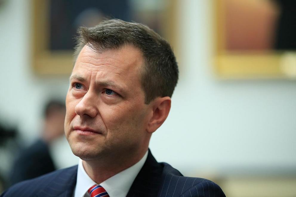 Did Peter Strzok deserve to be fired by the FBI?