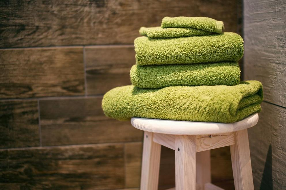 Should you use a washcloth in the shower?