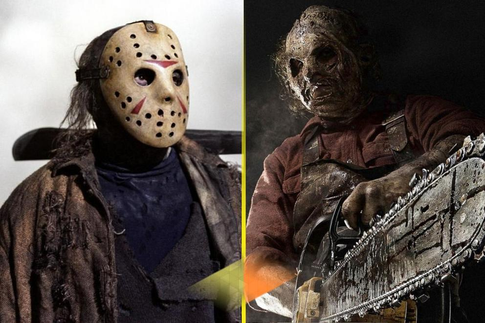 Scariest backwater horror icon: Jason Voorhees or Leatherface?