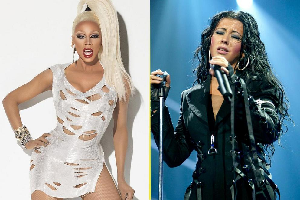 Best gay anthem: 'Supermodel (You Better Work)' or 'Beautiful'?