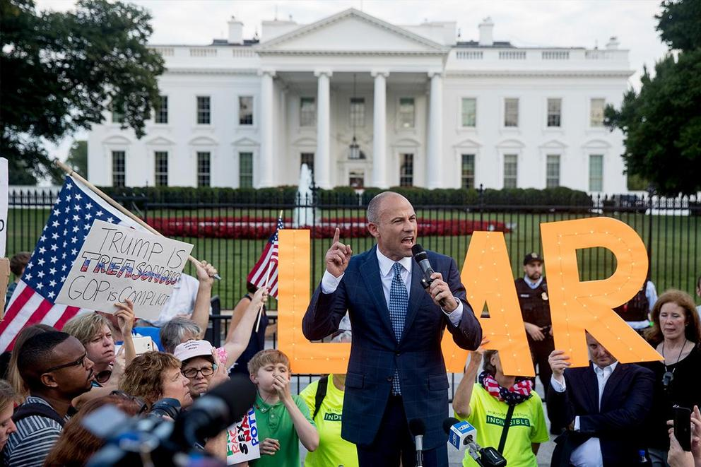 Should Michael Avenatti run for president in 2020?