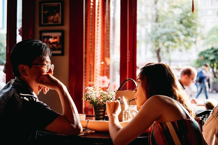 Is dating more stress than it's worth?