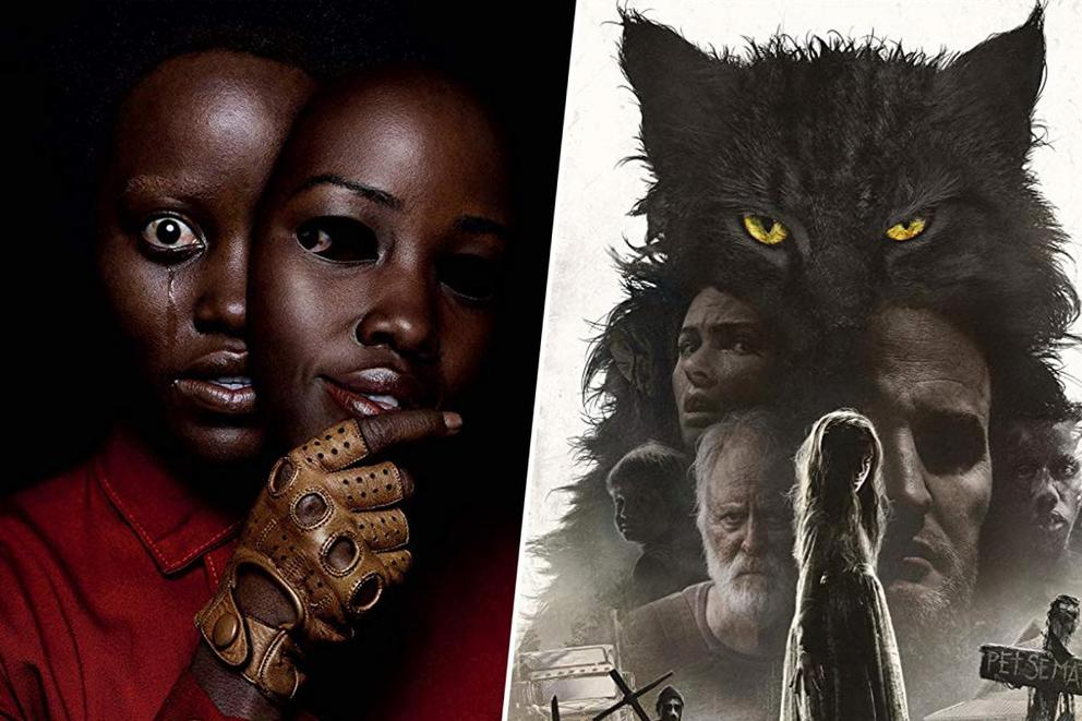 Which horror blockbuster will dominate 2019: 'Us' or 'Pet Sematary'?