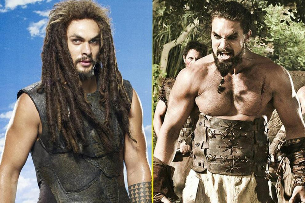 Jason Momoa's best TV role: Ronon Dex or Khal Drogo?