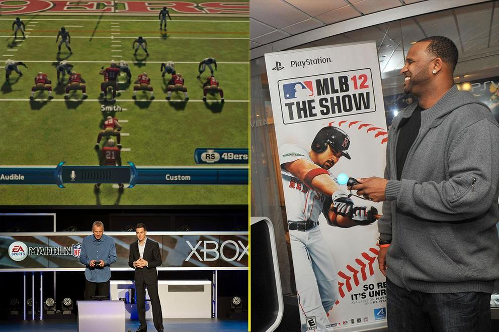 Best sports video game franchise: 'Madden NFL' or 'MLB The Show'?