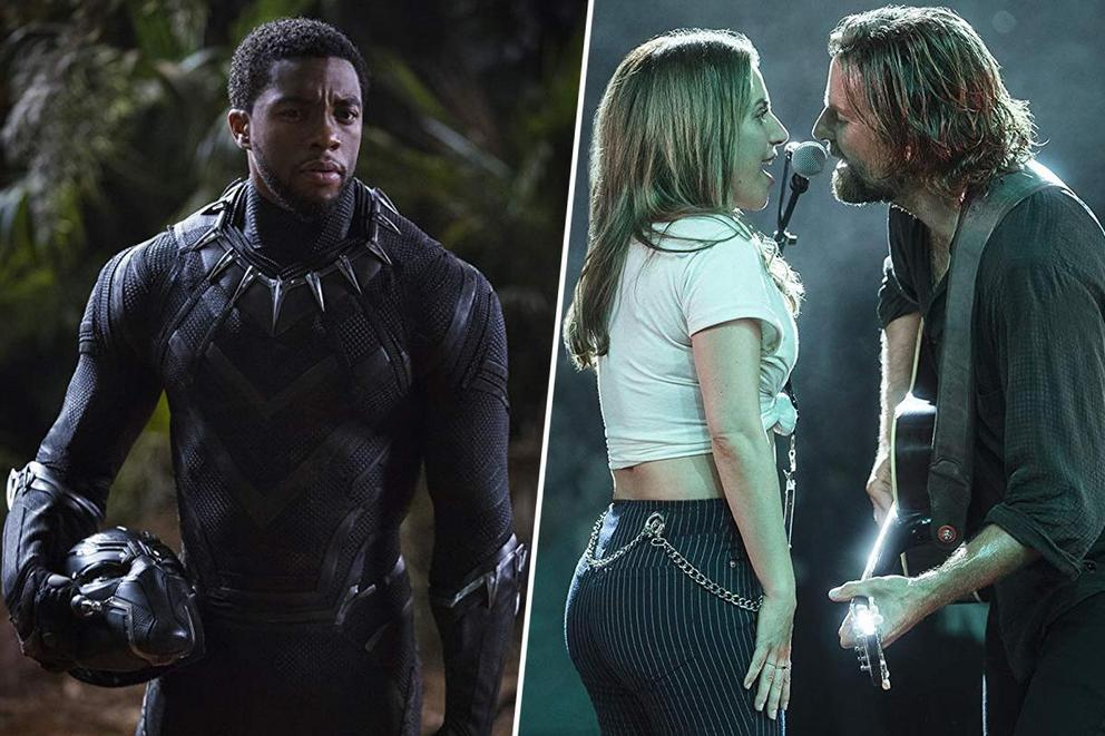 2019 Oscars Best Picture: 'Black Panther' or 'A Star Is Born'?