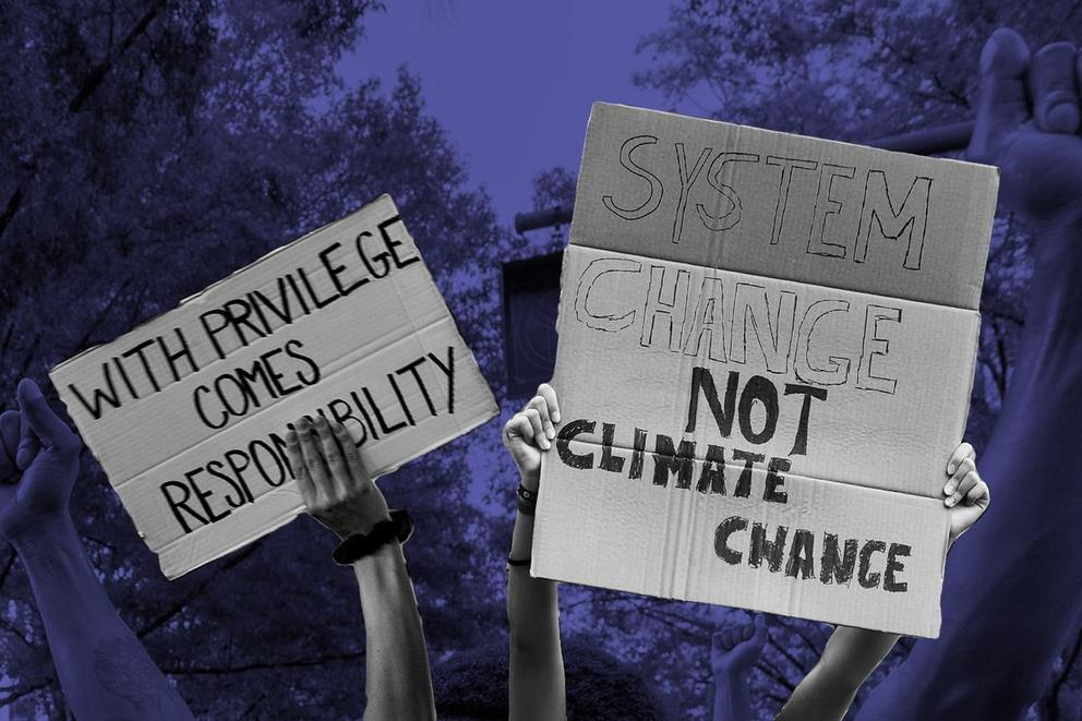 Burning Questions Part III: Racial Justice and Climate Justice