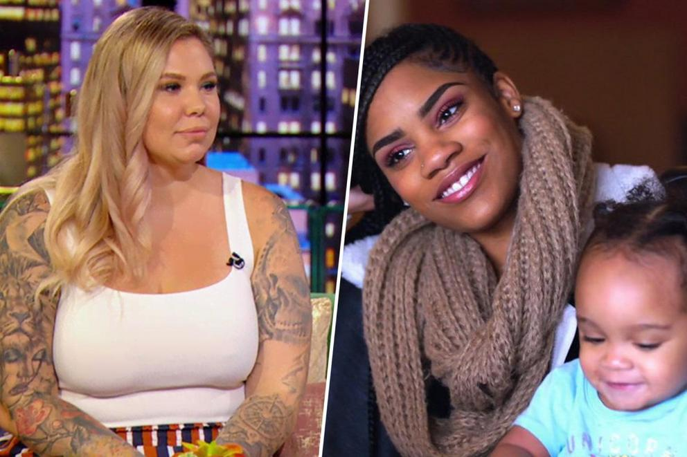 Favorite Monday night MTV series: 'Teen Mom 2' or 'Teen Mom: Young and Pregnant'?