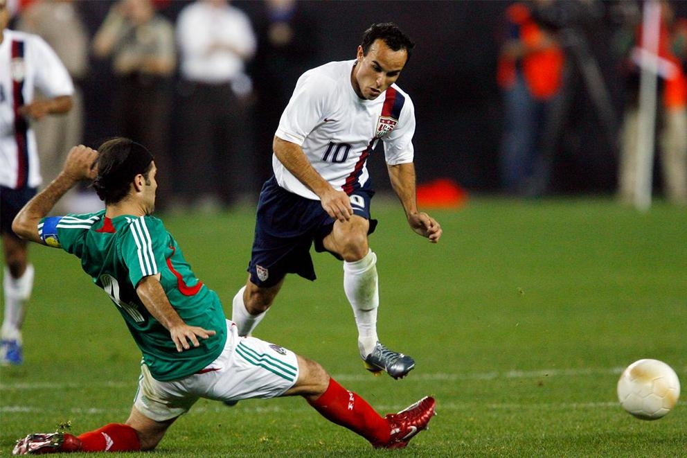 Was it wrong for Landon Donovan to root for Mexico?