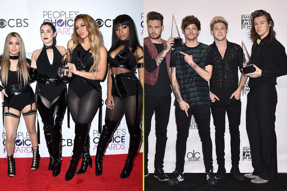 Radio Disney Best Group: Fifth Harmony or One Direction?