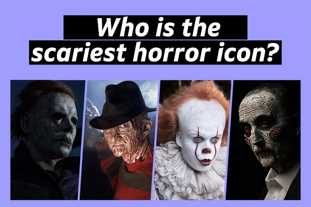 Which movie monster is scary enough to defeat Chucky?