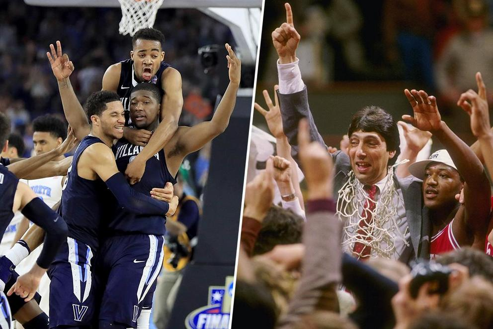 Greatest national championship buzzer beater: Villanova or N.C. State?